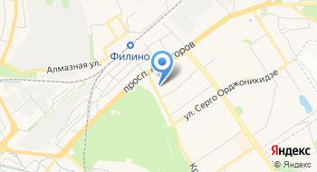 Отдел ПФР в Заволжском районе г. Ярославля без образования юридического лица на карте