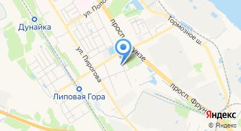 АТЭЛ Ярославль на карте