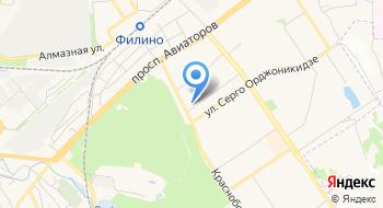 Издательский дом Факел на карте