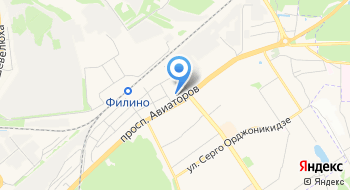 Отдел полиции Заволжский УМВД России по г. Ярославлю на карте