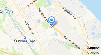 МУ до центр физической культуры и спорта Молния г. Ярославля на карте