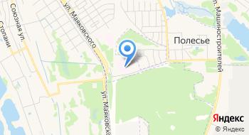 Ярославский областной геронтологический центр на карте