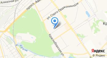 МОУ Гимназия № 3 на карте