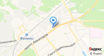 Государственное предприятие Ярославской области Ярославское автотранспортное предприятие на карте