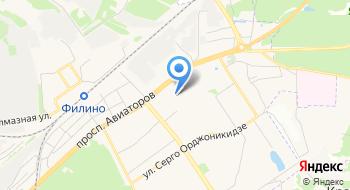 Производственная компания Ясень на карте