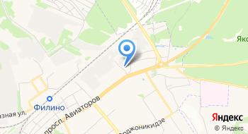 Заволжский РОСП города Ярославля на карте
