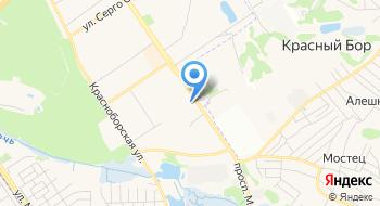 Детский комиссионный магазин Даринка на карте