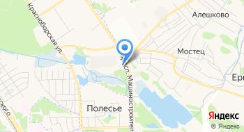 Газпром теплоэнерго Ярославль на карте