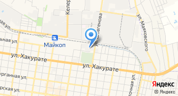 МУГАДН по Краснодарскому краю и Республике Адыгея Федеральной службы по надзору в сфере транспорта, территориальный отдел на карте