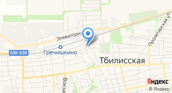 Отдел Управления Федеральной Миграционной Службы, Районный, ФГУ на карте