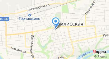 Военный Комиссариат, Районный, МО РФ на карте