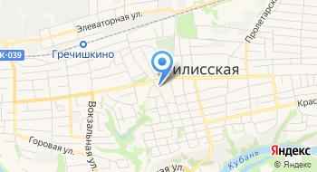 Детская Музыкальная школа, МОУ ДОД на карте