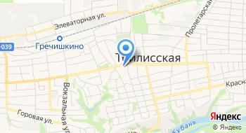 УФК по Краснодарскому краю, отделение №43 на карте