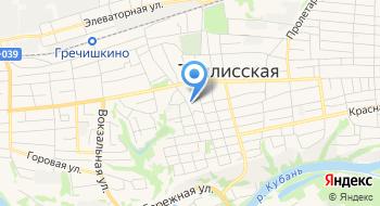 Тбилисское агентство недвижимости на карте
