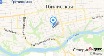 Детско-Юношеская Спортивная школа, МУ ДОД на карте
