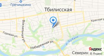Сервис-Юг-ККМ на карте