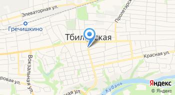 Стоматологическая поликлиника, МУЗ на карте