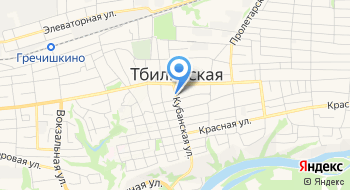 Детская поликлиника, МУЗ на карте