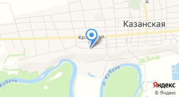 Лулукян Р.С., ИП на карте