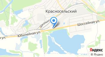 Гричин Н.Н., ИП на карте