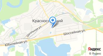 Гулькевичский Крахмальный завод на карте