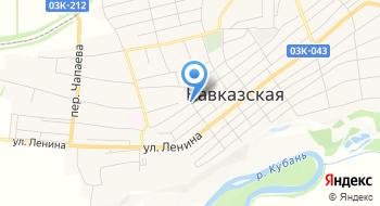 Инфекционное отделение Районной Больницы, МУЗ на карте