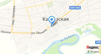 СТД на карте