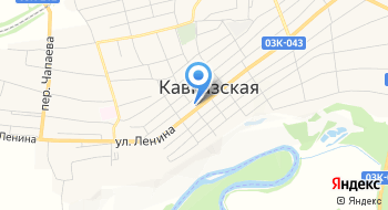 Гостехнадзор Кк, ГУ на карте