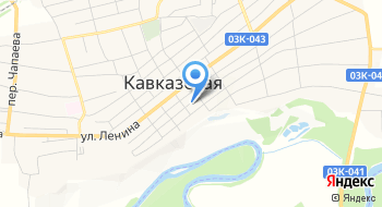 РОСТО (ДОСААФ), ОО на карте