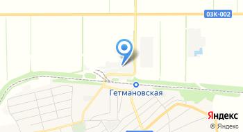 Мукерья на карте