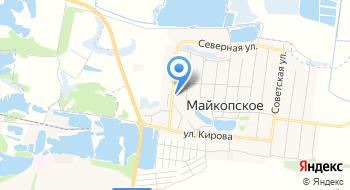 ТрансГарант на карте