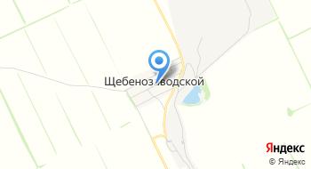 Андреедмитриевский Щебеночный завод на карте