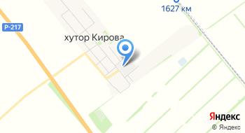 Альфаклей на карте