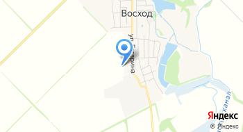 Конный завод Восход на карте