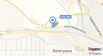 Керамическая плитка на карте
