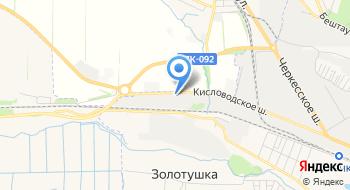 Ес-Пласт на карте