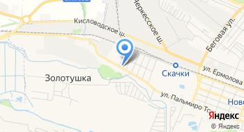 Автозапчасти УАЗ на Тольятти на карте