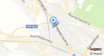 Ковролиныч, ИП на карте