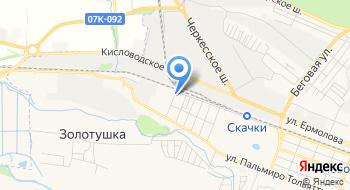 Архивный отдел МУ Администрация г. Пятигорск на карте