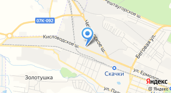 Власта на карте