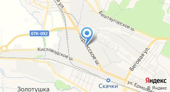 Сварог, ИП на карте
