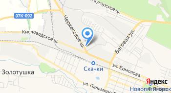 Региональный центр Садовод на карте
