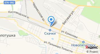 Арта М Skoda Пятигорск на карте