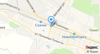 Концертный зал Россия на карте