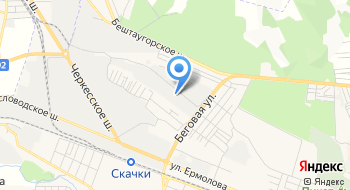 Вист-Пятигорск на карте