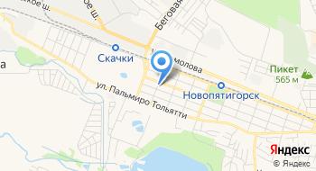 Меховая фабрика Юник на карте