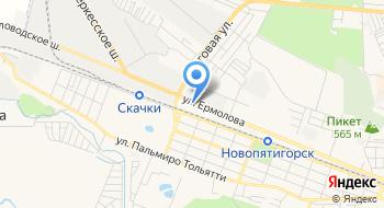 Пятигорский Хлебокомбинат на карте