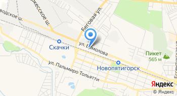 Представитель Удостоверяющего центра ПФ СКБ Контур на карте