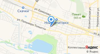 Участковый Пункт Полиции № 8, МВД на карте