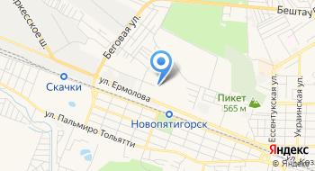 Транспортная компания ТАТ на карте
